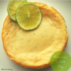 Key lime pie sense merenga
