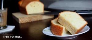 Pastís de llimona fàcil
