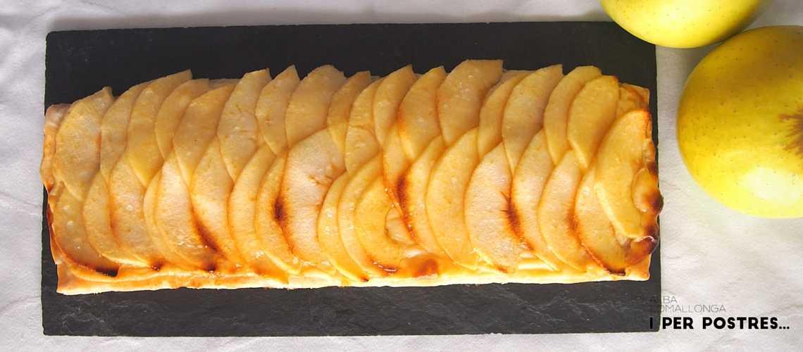 Tarta de poma