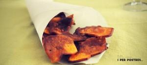 Xips de moniato